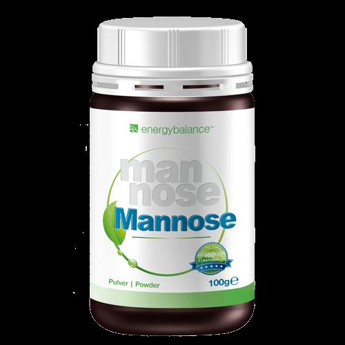 Mannose bakteriostatisch
